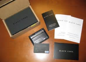 Black Cards - visa black card black cards vs cards that are merely