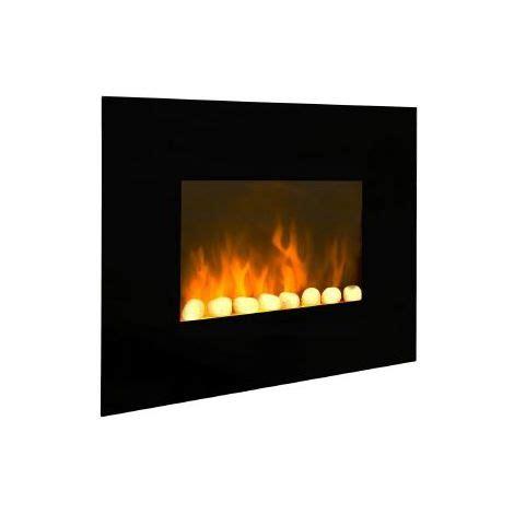 calefactor chimenea electrica chimenea el 233 ctrica con calefactor y efecto llama de 62 cm