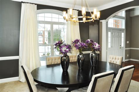 Dining Room Chandelier Ideas Modern Dining Room The Interior Design Inspiration Board