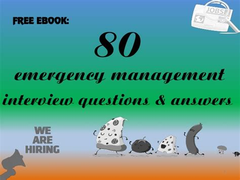 top 10 emergency management questions with answers