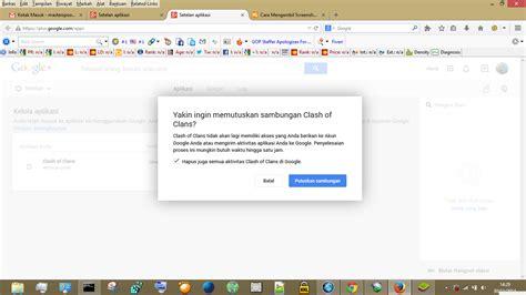 buat akun gmail clash of clans cara memindahkan akun clash of clans