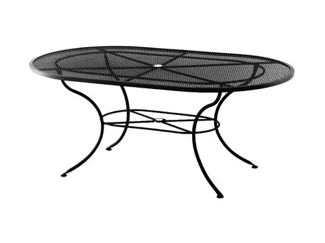 Oval Wrought Iron Patio Table Oval Wrought Iron Patio Table Home Design Ideas And Pictures
