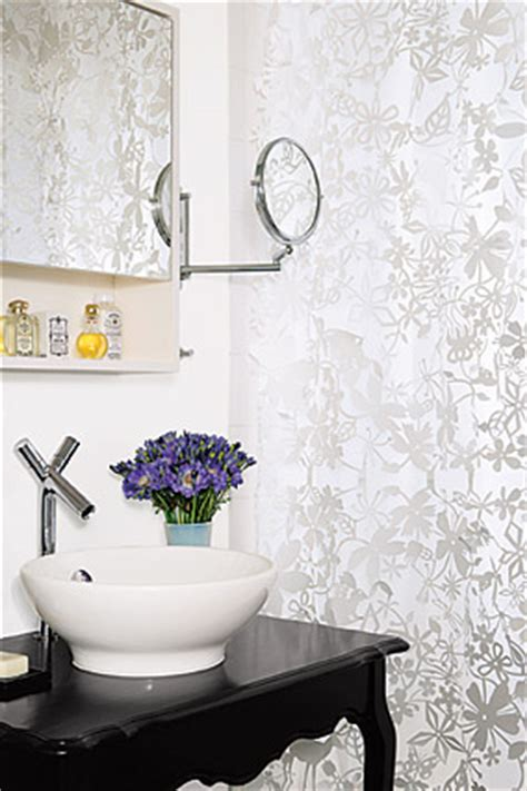 black and silver bathroom wallpaper silver metallic wallpaper contemporary bathroom