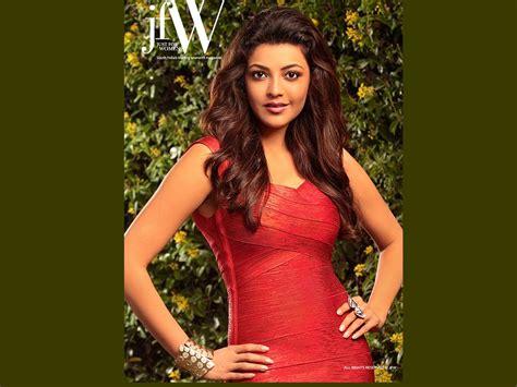 kajal hot themes download kajal agarwal jfw photoshoot wallpapers