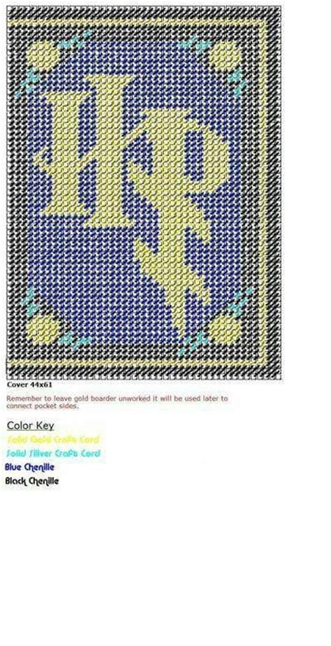 harry potter knitting charts 28 best images about tv and patterns on