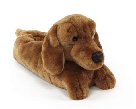 puppy slippers dachshund slippers dachshund slippers