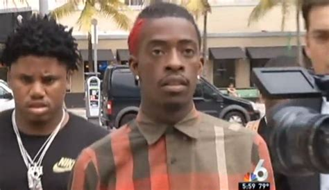 rich homie quan corn rows rich homie quan surrenders to miami police rap radar