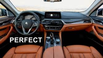 5 Series Bmw Interior by 2017 Bmw 5 Series Interior