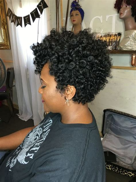 styling short crochet braids stylists natural and braids on pinterest