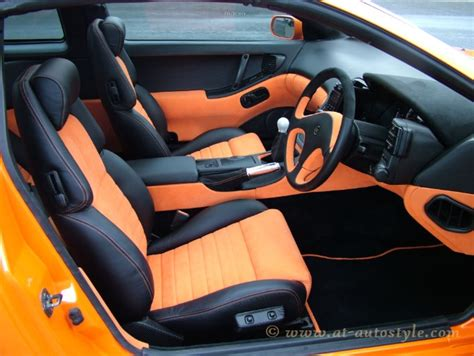 300zx Custom Interior by Nissan 300zx Leather Interior A T Autostyle