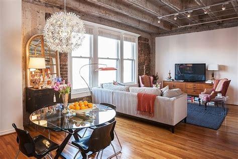 amazing eclectic loft apartment  kristina wilson design
