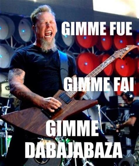 Metallica Meme - monday morning randomness lyrics planets and the planets