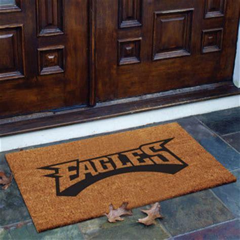 philadelphia eagles outdoor mat philadelphia eagles nfl rectangular outdoor flocked door mat