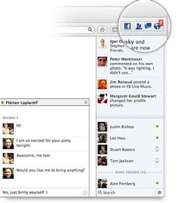 mozilla now has facebook messenger installed – technology