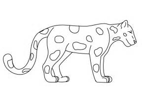 animals pictures printable jaguar animal coloring pages realistic coloring pages