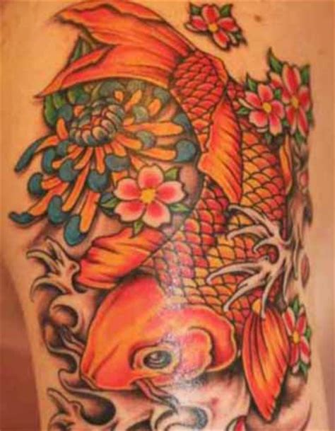 koi fish in tattoo meaning tattoos pisces koi fish tattoos