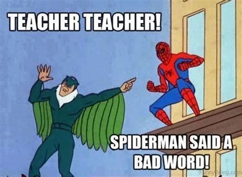 Funny Spiderman Meme - 52 hilarious spiderman memes