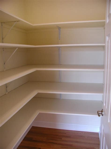 pantry shelf wood shelves for kitchen pantry