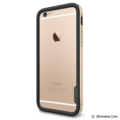 Spigen Iphone 6 4 7 Neo Hybrid Series Metal Satin Silver jual spigen iphone 6 4 7 quot neo hybrid ex metal