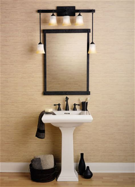 Bathroom Fixture Ideas by Types Amp Styles Of Bathroom Lighting Www Nicespace Me