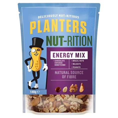 Planters Energy Mix by Planters Energy Mix 140g Of 5
