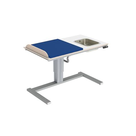 Height Adjustable Baby Changing Table 332 142 Height Height Of Changing Table