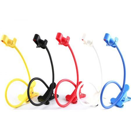 Phone Holder Stand Lazypod Mobile Phone Monopod Tripod 8 1 lazypod mobile phone monopod tripod 8 1 yellow