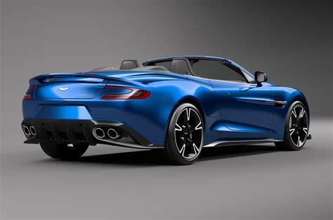 2018 aston martin vanquish s volante revealed motor trend