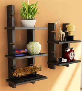 Home Decor Product by Home Sparkle Black Ladder Shelf By Home Sparkle Online