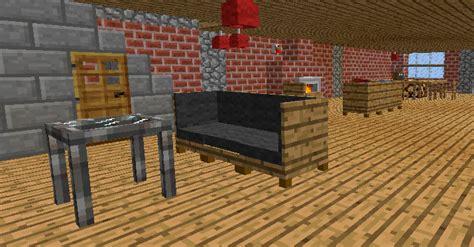 Furniture Mods by Jammy Furniture Mod Para Minecraft 1 6 2 Minecraft Mods