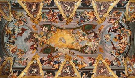 baroque ceiling file baroque ceiling frescoes ljubljana cathedral jpg