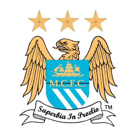 manchester city logo vector freevectorlogonet
