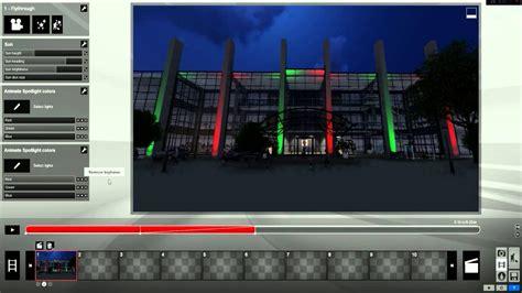 Tutorial Animacion Lumion | tutorial lumion 6 animaci 243 n de colores de luces youtube