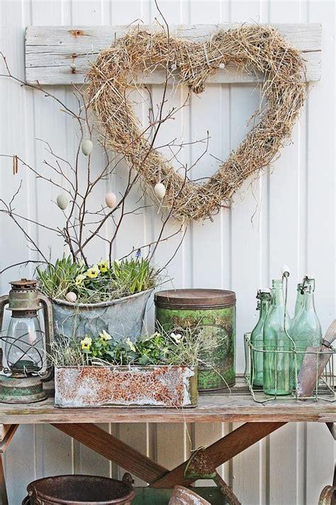 peaceful  lively scandinavian spring decor ideas
