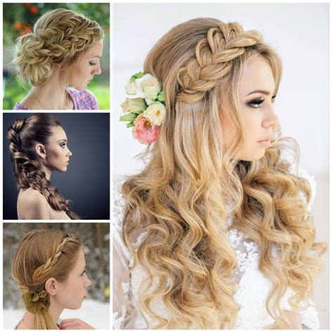 prom hairstyles with braids 48 latest best prom hairstyles 2017 hairstylo
