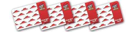 Pizza Hut Delivery Gift Card - pizzahuthawaii com gift certificates