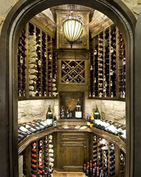 wonderful Game Room Ideas For Small Rooms #6: attractive-wine-room-ideas_wooden-cabinetry-for-wine.jpg