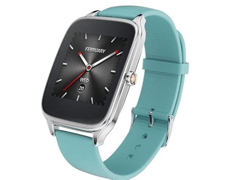 Smartwatch Zenwatch 2 asus zenwatch 2 android wear smartwatch launched at computex 2015 technology news