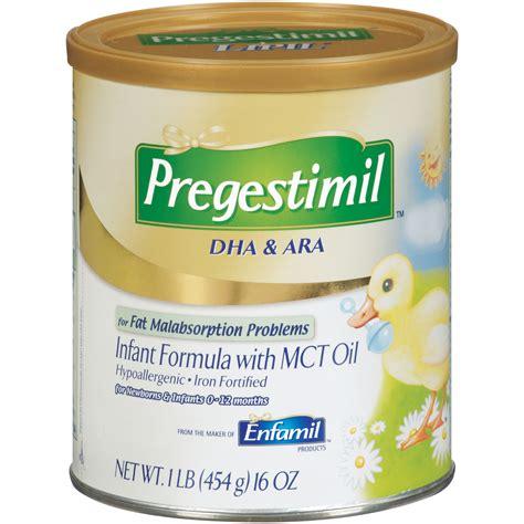Formula Hypoallergenic enfamil pregestimil infant formula hypoallergenic with mct iron fortified powder 1 lb