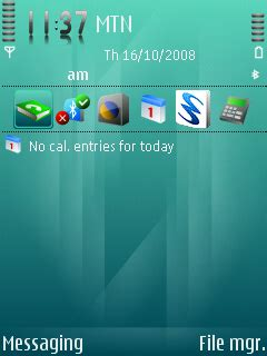 nokia themes reflex reflex theme free download for symbian s60 3rd and 5th