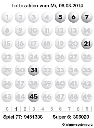 lottoziehung mittwoch wann alle lotto quoten seit der ersten lottoziehung im jahre