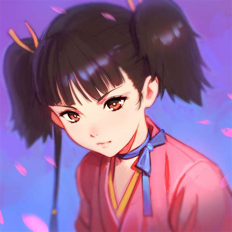Anime 1080x1080 by Mumei Koutetsujou No Kabaneri Image 2001243 Zerochan