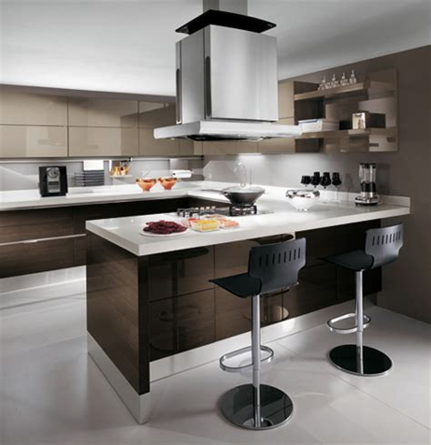 Modern European Kitchen Design Modern Kitchen Design