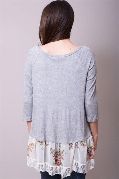 Nancy Blouse nancy blouse knit oddi