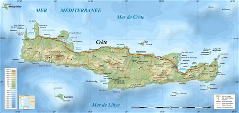 crete map map of crete mappery