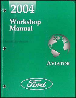 2004 lincoln aviator repair manual 2004 lincoln aviator wiring diagram manual original
