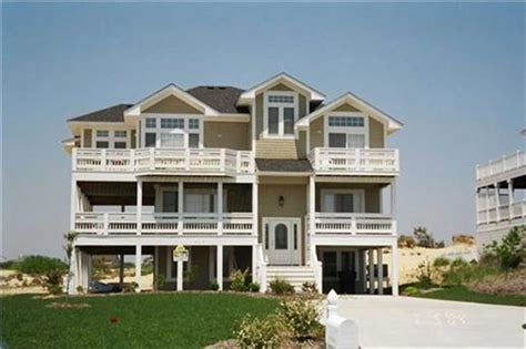 ocean front house plans casual informal and relaxed define coastal house plans