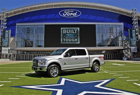ford introduces limited edition dallas cowboys f 150