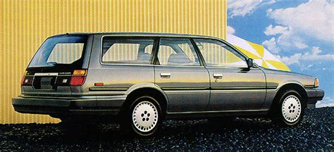 1991 Toyota Camry Station Wagon 1988 Toyota Camry Information And Photos Momentcar