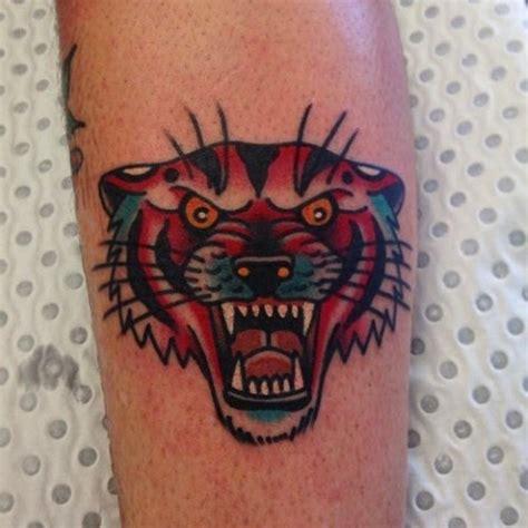 tattoo old school tigre significato tatuajes tradicionales